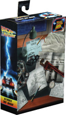 NECA Back To The Future 7? Scale Action Figure ? Ultimate Doc Brown Brand New