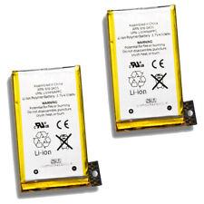 2x Akku für iPhone 3Gs Batterie 1220 mAh Battery APN 616-0433 NEUWARE HÄNDLER