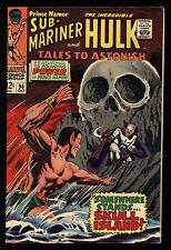 Tales To Astonish (1959) #96 Bill Everett Sub-Mariner Marie Severin Hulk VF-