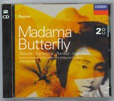 PUCCINI - MADAMA BUTTERFLY - TEBALDI-RANKIN - NEW 2 CD SET
