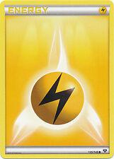 4x Pokemon XY Lightning Energy 135/146 Common Card