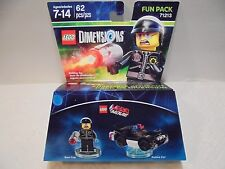 Lego Dimensions The Lego Movie Bad Cop Police Car 3 In 1 Building Toy 62 Pcs 7+