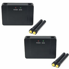 New 2X Wireless Repeater Signal Amplification Booster Learning Code Extender