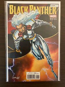 Black Panther 16 Variant High Grade Marvel Comic Book CL79-40