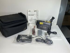 JVC GR-AX940 compact vhs camcorder Never Used Original Packaging *Rare* No Box