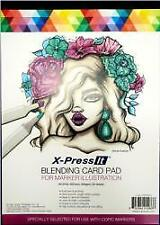 X-press It Blending Card Pad 20 Sheets A4
