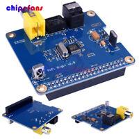 For Raspberry pi HIFI PIFI DiGi Sound Card I2S SPDIF Optical Fiber WM8804G
