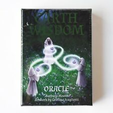 Earth Wisdom Oracle Cards - Celtic / Pagan - New Sealed Deck