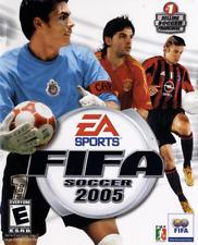 FIFA Football 2005 PC CD Game Soccer