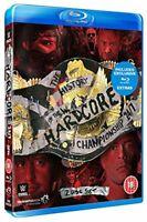 WWE: The History Of The Hardcore Championship 24:7 [Blu-ray] [DVD][Region 2]