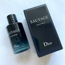 DIOR SAUVAGE Eau De Parfum 10 ml - 0.34 fl. oz. MINIATURE VIP GIFT