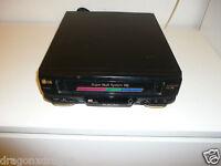 LG W162W VHS Mulitnorm Recorder (PAL / SECAM / NTSC) DEFEKT, Bildstörungen
