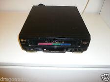 LG w162w VHS mulitnorm Recorder (PAL/SECAM/NTSC) défectueux, obturateur