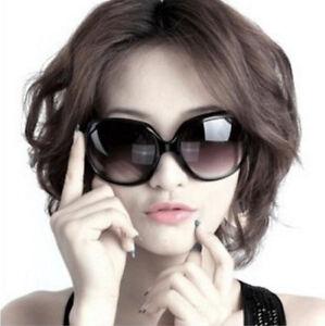 New Fashion Womens Polarized Sunglasses Oversized Retro Designer Eyewear Shades