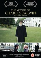 The Voyage Of Charles Darwin: The Complete Series [DVD][Region 2]