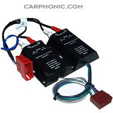 AUDI 2 A3 A4 A6 A8 TT VOLLAKTIV ADAPTER RADIO STECKER ANSCHLUSS BOSE SOUNDSYSTEM
