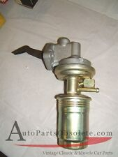 1965 Ford Mercury 352 390 button top fuel pump carter  nos m4007