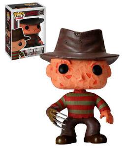 Funko POP! Horror #02 A Nightmare On Elm Street Freddy Krueger New Mint Conditio