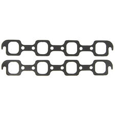 """Mahle Exhaust Manifold Gasket Set .060"""" Oval for Ford V8 Small Block # MS19999"""