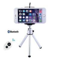 Flexible Mini Tripod With Remote Control For IPhone Lightweight Camera Tripod