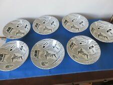 Ridgway Homemaker Large Bowls x 6