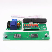 Hi end 128 Steps Remote Volume Control Board Relay Pure Resistor Shunt
