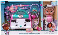 Doc McStuffins Pet Rescue Doctor's Bag Set with Lil' Nursery Pal Playset