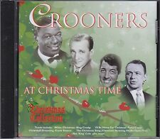 CROONERS AT CHRISTMAS TIME - VARIOUS ARTISTS on CD