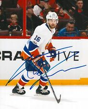 ANDREW LADD signed NEW YORK ISLANDERS 8X10 PHOTO COA