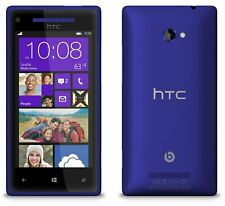 HTC Windows Phone 8X - 16GB (GSM Unlocked) - Blue Smartphone L/N