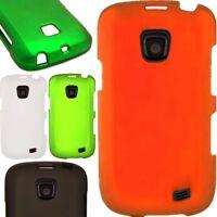 Hard Rubberized Snap On Phone Case Samsung ILLUSION I110 / GALAXY PROCLAIM S720C