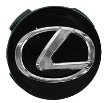 Lexus Genuine IS-F 2008-2014 F-Sport Black Wheel Center Hub Cap NEW OEM