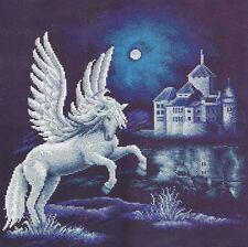 KIT Punto Croce Pegasus