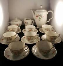Vintage AB Lidköping Porslinsfabrik (ALP) Tea/Coffee set - 19 pieces