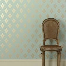Farrow and Ball 100% Finest Ingredients Painted Wallpaper Ranelagh BP1847