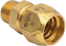 Tracpipe Omegaflex Quick Snap Gas Fitting 3/4