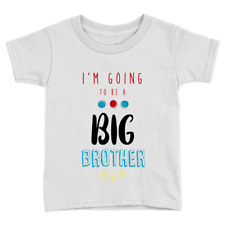 Going To Be a Big Brother Kids T-Shirt New Brother Gift Cute Present Top