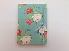 A5 Floral Notebook Christine Vintage Modern By Go Stationery