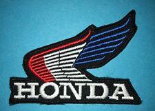 Honda Motorcycles Biker Vest Hipster Jacket Hat Hoodie Backpack Patch Crest 003