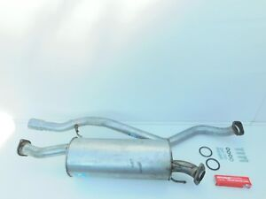 TOYOTA HILUX SURF 3.0TD KZN130 1993-1995 CENTER REAR EXHAUST BOX & TAIL PIPE