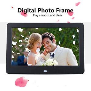 10-Zoll-Bildschirm 1024X600 Digitaler Bilderrahmen Musik-Video mit Fernbedienung