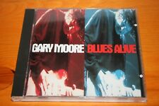 GARY MOORE - BLUES ALIVE - (CD)