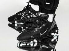 Nike React Element 55 DM Negro Blanco De Hombre Zapatillas de Deporte Todas las Tallas de Zapatos