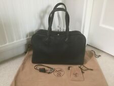 Hermès Victoria II 35 fourre tout sac handbag Tasche handtas black and invoice