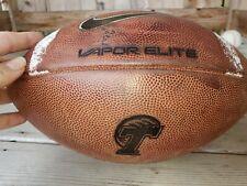 Tulane Green Wave Game Used Nike Vapor Elite Football University