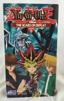 Yu-Gi-Oh! The Scars Of Defeat Volume 6 VHS - (Episode 16 17 18) Lost Souls