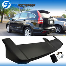 Fit 07-11 Honda CR-V CRV ABS Rear Liftgate Roof Trunk Wing OE Factory Style