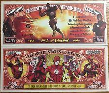 The Flash Million Dollar Bill ( DC Comics )