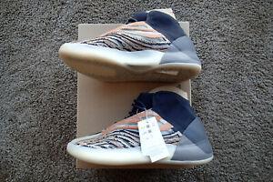 Adidas Yeezy Quantum Adults Flash Orange Men's Size 11 Style GW5314 YZY QNTM NEW