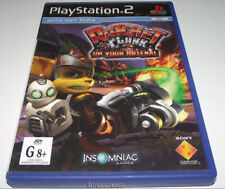 Ratchet and Clank 3 Up Your Arsenal PS2 PAL *Complete*